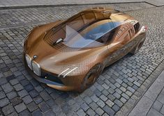 BMW Vision Next 100 Concept by Seungmo Lim