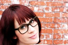 I want a pair of nerd glasses.  $99 from BonLook.  Hmmm...there might actually be a pair in my future :-)