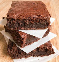 Die ultimativen Schoko-Brownies  Das perfekte Rezept für alle Schoko-Liebhaber!   #heissehimbeeren #brownies #schokolade
