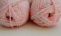 New soft premium acrylic yarnbabies yarnPink blue by yarnsupplies, $12.00
