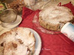 Torta pere e cioccolato , ricetta dolci