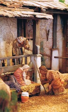 Christmas Nativity Scene, Nativity Scenes, Miniature Rooms, Holy Family, Stop Motion, Villas, Truck, Google Search, Painting