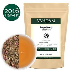 Herbal Tea Leaves from the Himalayas21 Ayurvedic Herbs from India blended with Premium Loose Leaf Green Tea100 Natural Detox Tea Healing Energizing  Refreshing  Healthy  Delicious 50 Cups *** Check this awesome product by going to the link at the image. Note: It's an affiliate link to Amazon.