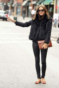 Olivia Palermo Street Style Fall Fashion 2013