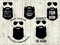 Beard SVG Bundle, Mustache SVG bundle, Beard cut file, Beard clipart, Beard svg files for silhouette Beard Clipart, Beard Cuts, Christmas Canvas, Cricut Craft Room, Cricut Explore Air, Shirt Print Design, Cricut Creations, Iron On Patches, Vinyl Projects