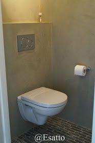 Toilet in landelijke stijl met hoffz hoffz inrichting pinterest toilets and met - Stijl van toilet ...