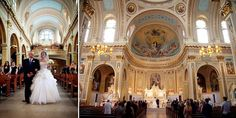 Chateau del  Mar, St. Mary's of the Angels, Chicago Theater, Polish Wedding  Gerber + Scarpelli Photography