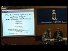 XVIII ENCONTROS PARA A NORMALIZACIÓN LINGÜÍSTICA. Nas bocas do futuro: mocidade e lingua | Mediateca | Consello da Cultura Galega