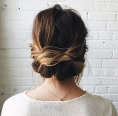 Class up-do for Wedding Hairstyle