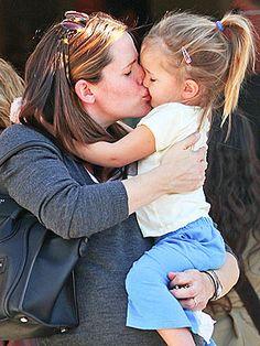 Jennifer Garner and Ben Affleck Family Photos Ben Affleck Family, Love You Baby, Rachel Weisz, Celebs, Celebrities, Mother And Child, Kids And Parenting, Family Photos, Hollywood