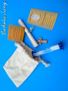 Prayer bags for kids- a great way for kids to give 5 minutes to Jesus daily. We are doing this for Lent!