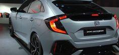 Honda Civic Hatchback dikkatleri üzerinde toplamayı başardı