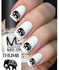Best nail arts inspired by Indian designs..