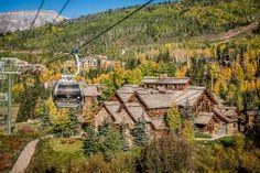 Telluride/Mountain Village gondola - Telluride, Colorado