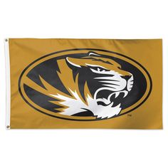 NCAA Wincraft Deluxe Flag Missouri Tigers - 3x5