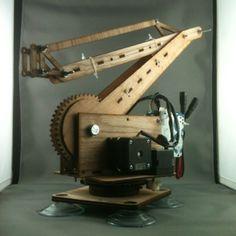 3 DOF Open Source Robot Arm Is Just the Beginning