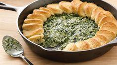 Spinach Alfredo Dip
