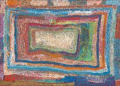Tommy Mitchell. Ngaanyatjarra born c.1943 'Kurlilypurru' 2009