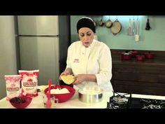 união - Como cortar e rechear bolos - YouTube