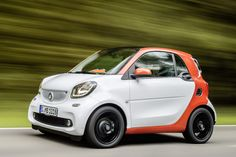 Smart Fortwo #cars2014 #smart
