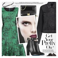 """""""Party Style"""" by pokadoll ❤ liked on Polyvore featuring Marc Jacobs, Loriblu, Bobbi Brown Cosmetics, polyvoreeditorial and polyvoreset"""