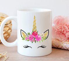 Unicorn mug Unicorn lover Unicorn gift funny