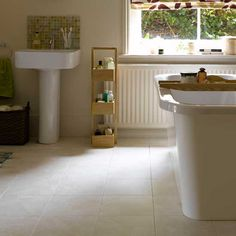 How to clean tiles and stone flooring: http://www.idealhome.co.uk/project-advice/how-to-clean-tiles-and-stone-flooring-67651