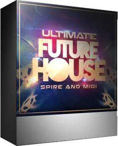 Ultimate Future House For SPiRE SBF SPF MiDi-DISCOVER, Ultimate, Spire, SPF, SBF, MIDI, House, Future House, Future, DISCOVER, Magesy.be