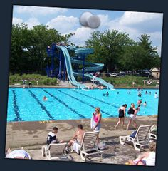 Scranton, Pennsylvania - Nay Aug Park - 2 pools, waterslides $5 pp ages 5 and under FREE, boardwalk to treehouse, museum, 2 playgrounds, and more.