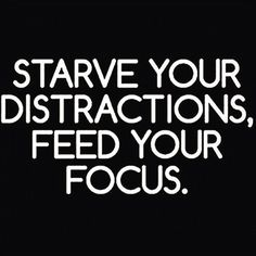 Let no one or nothing distract you from your goals. Eliminate distractions and stay focused!!! #goodmorning #morningmotivation #stayfocused #eliminatedistractions #prgirl #womeninpr #womenbusiness #entrepreneurs
