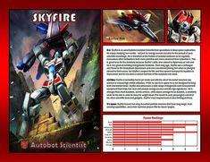 Skyfire by CitizenPayne on DeviantArt