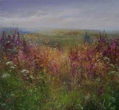 British Artist Amanda HOSKIN - A Cornish Summer