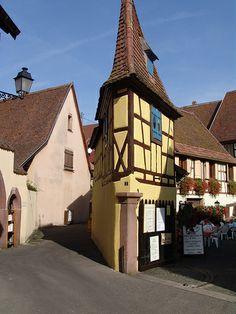 Eguisheim  France Elsass