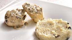 """- Plat / Viande - Anne-Sophie vous propose sa recette des """"Ballotins de poulets farcis et son risotto de champignons"""""""
