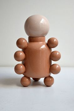 Ceramic Urn Tony Moxham and Mauricio Paniaqua