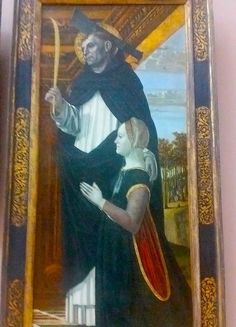 Knife in the Head Guy, a.k.a St. Peter of Verona, Saint Peter the Martyr