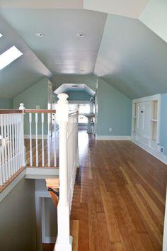 attic master suite transformation…