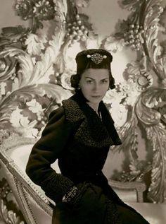 #Coco #Chanel  #www.frenchriviera.com