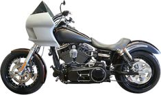 RWD has designed a replica of the FXRT fairing. This fairing is made from hand-laid fiberglass and features a Duraplex impact-modified windscreen a...