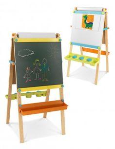KidKraft bunte Staffelei für Kinder