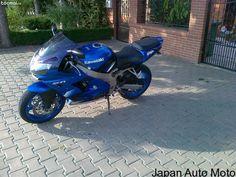 Kawasaky Ninja ZX9R 2001 Mioveni - JAPAN AUTO MOTO