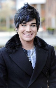 Adam Lambert..so cute!