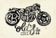 Crd Caferacerdreams Branding by Alex Ramon Mas, via Behance Typography Letters, Typography Logo, Logos, Typography Design, Hand Lettering, Design Poster, Label Design, E Design, Ramones