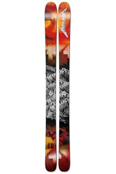 2016 Armada Metallica x Invictus 95 Ti All Mountain Ski  MSRP: $875.00 Our Price: $749.95  You Save: $125.05 (14%)