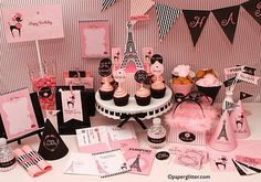 French Theme Party