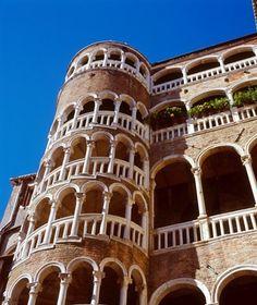 world's coolest staircases: Contarini del Bovolo