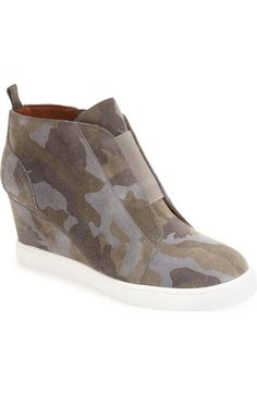 f1181aada2e6 Linea Paolo  Felicia  Wedge Bootie (Women) available at  Nordstrom Wedge  Boots