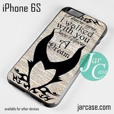 Maleficent Book Phone case for iPhone 6/6S/6 Plus/6S plus