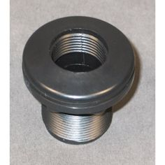 """*Pack of (4) 1"""" Thread x Thread Bulkhead Fittings, Made in the USA @@ You can click image to review more details. (This is an affiliate link and I receive a commission for the sales)"""