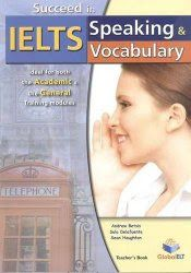 Course «Succeed in IELTS Speaking and Vocabulary» will help you prepare for the exam IELTS, namely pull sections such as speaking and vocabulary. IELTS - is an international system of testing all four English language skills: Listening (Listening), Reading, Writing and Speaking. Passing this test is especially important for people who want to study or work in English-speaking countries. «Succeed in IELTS Speaking and Vocabulary» will allow you to prepare the most difficult part, namely…